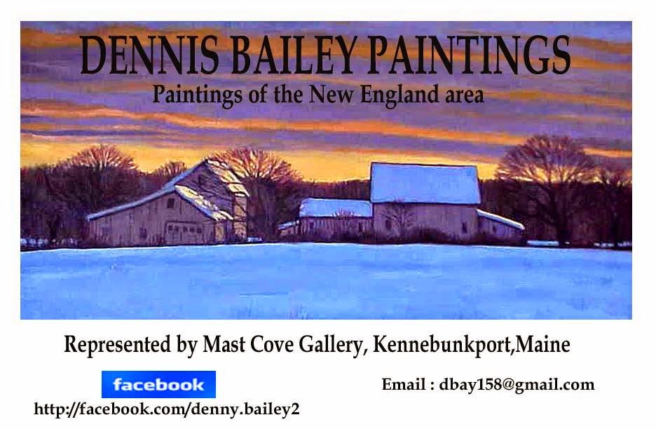 Dennis Bailey Paintings
