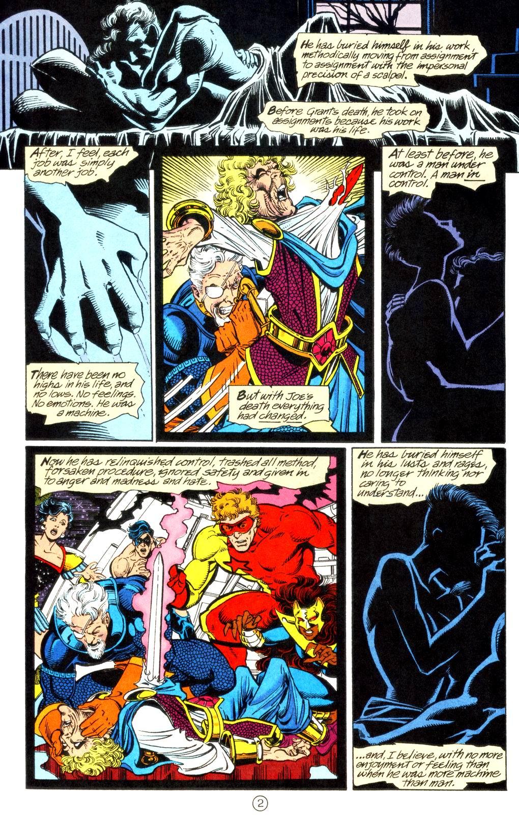 Deathstroke (1991) Issue #11 #16 - English 3