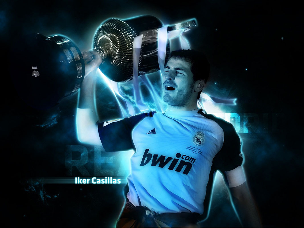 Iker Casillas Real Madrid Wallpapers