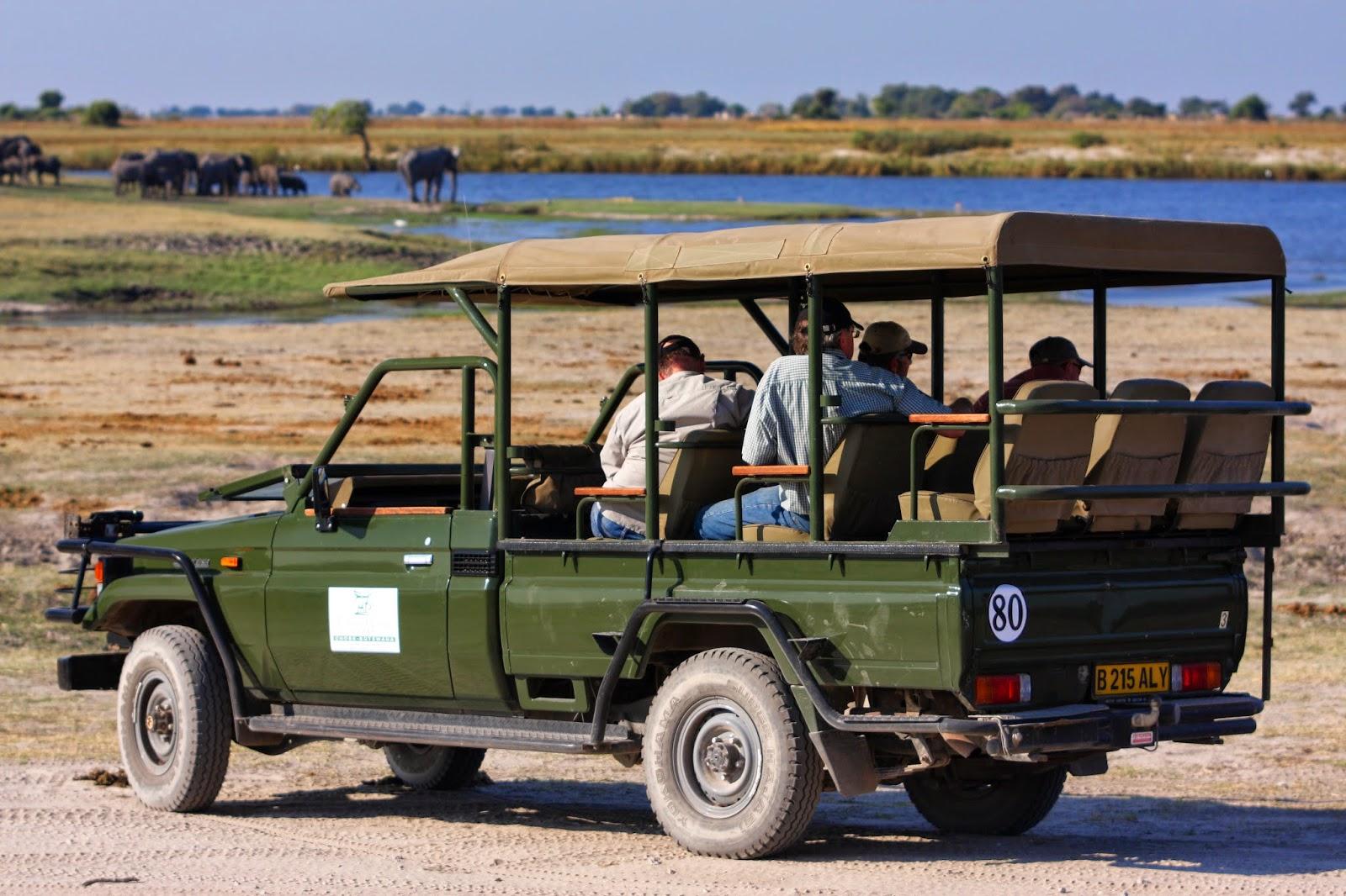 Elephant Valley Lodge Chobe, Botswana
