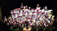 La banda de música triunfa en el Juan bravo