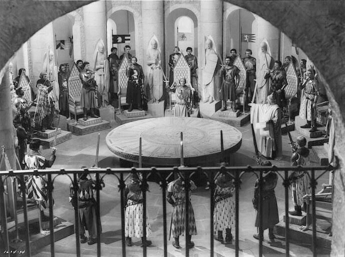Love those classic movies knights of the round table for 12 knight of the round table