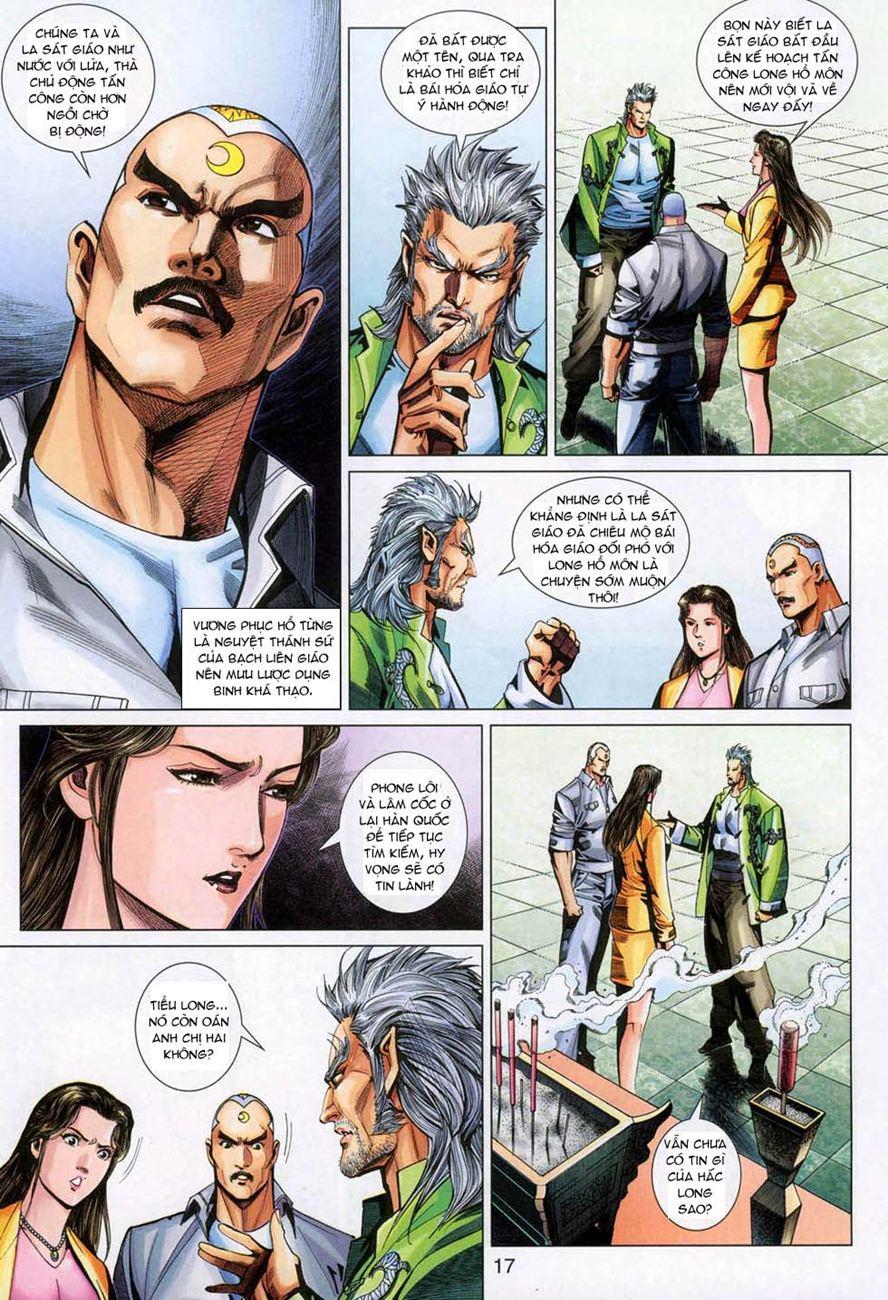 Tân Tác Long Hổ Môn chap 327 - Trang 16