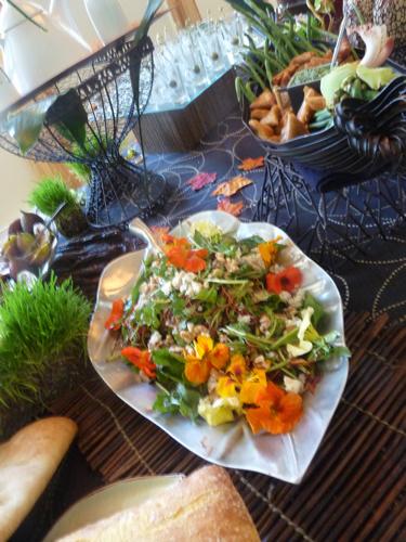Mehndi Menu Ideas : An indian fusion vegetarian mehndi party menu by cuisinetc