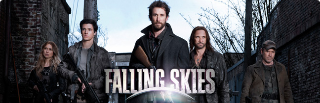 Falling Skies 3° Temporada Legendado