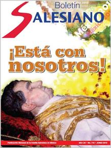 Junio 2010. Boletín Salesiano