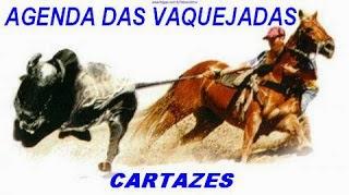 CARTAZES DAS VAQUEJADAS