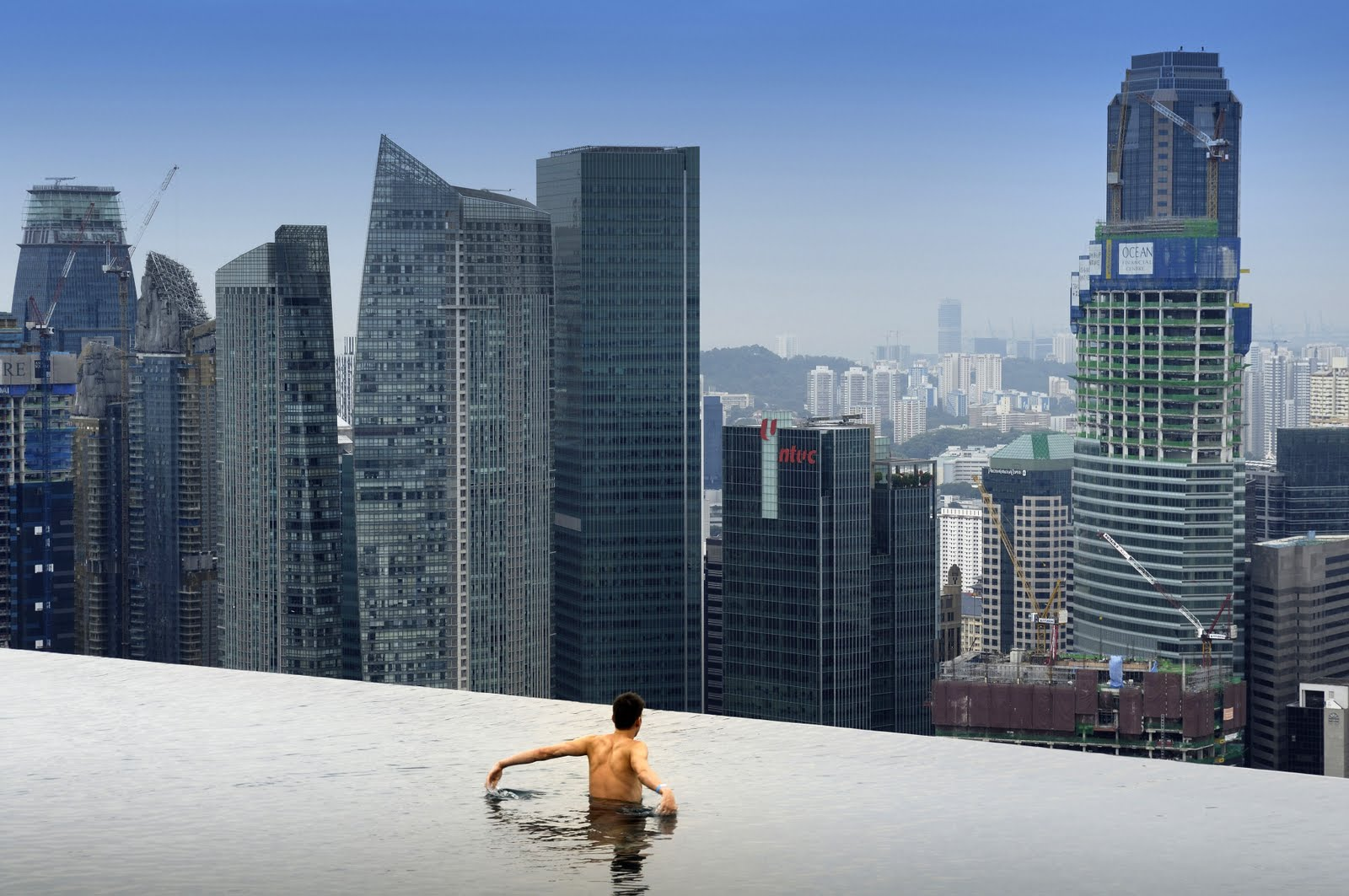 Marina Bay Sands Resort, Singapore ~ Cool Wallpapers