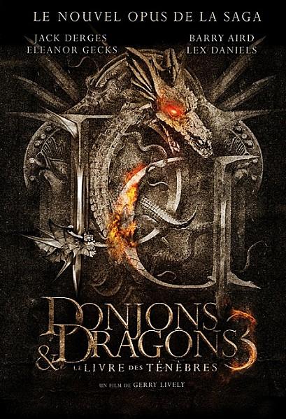 donjons et dragons 3 le livre des t n bres streaming vf 2012 video en streaming film. Black Bedroom Furniture Sets. Home Design Ideas