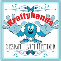 Kraftyhands Design Team Member until June 2013
