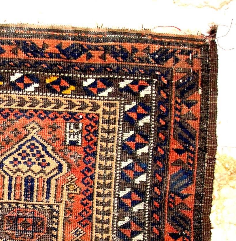 Abu Dervish: Antique Artifact Review 30 : Antique Belouch