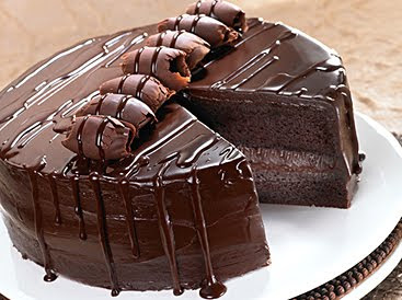 Simple Moist Chocolate Cake