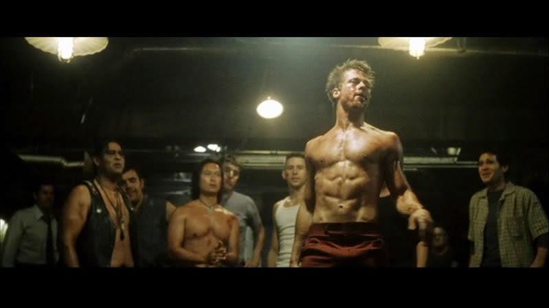 STRENGTH FIGHTER™: Brad Pitt Fight Club no-bullshit diet ...