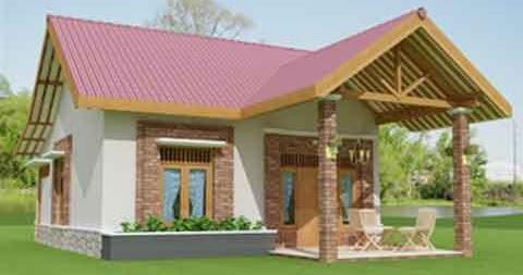 merencanakan ruangan sebelum membangun rumah desain