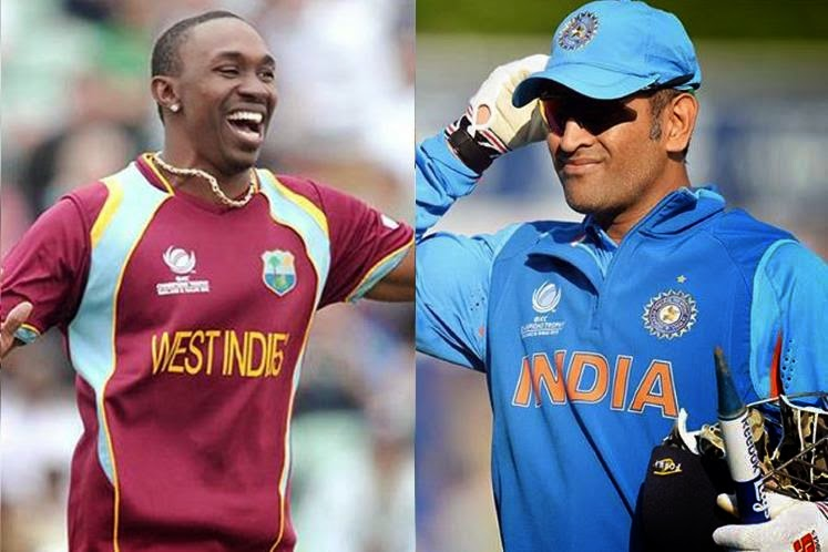 India vs West Indies Cricket World Cup 2015