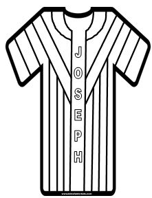 Bible fun for kids joseph preschool projects for Joseph and the coat of many colors coloring page