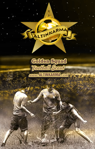 GOLDEN SQUAD FOOTBALL SCOUT