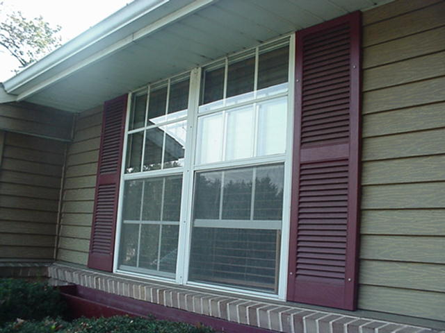 Parallel Hung Windows : Aspen windows what is a replacement window comprised of