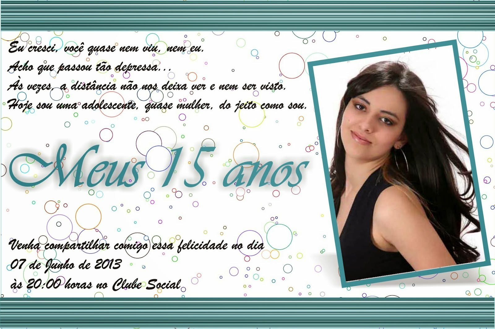 Tag Frases Para Convite De Aniversario De 18 Anos Evangelicas