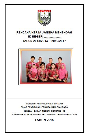 Download Contoh RKJM (Rencana Kerja Jangka Menengah)