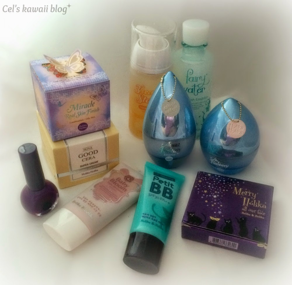 Holika Holika Korean beauty brand