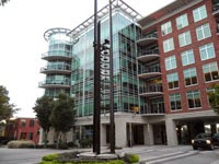 downtown greenville architecture
