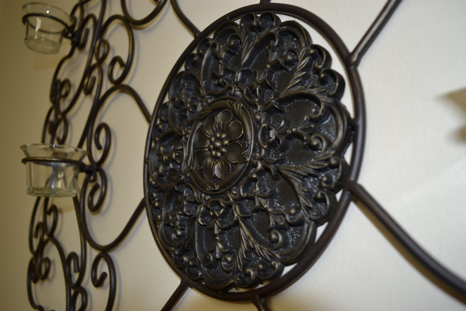 Hobby Lobby Elephant Wall Decor : Southern charm house tour the dining room