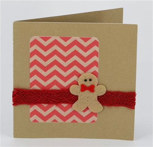 Craft queen blog kraft christmas cards by annette for Peppermint swirl craft show