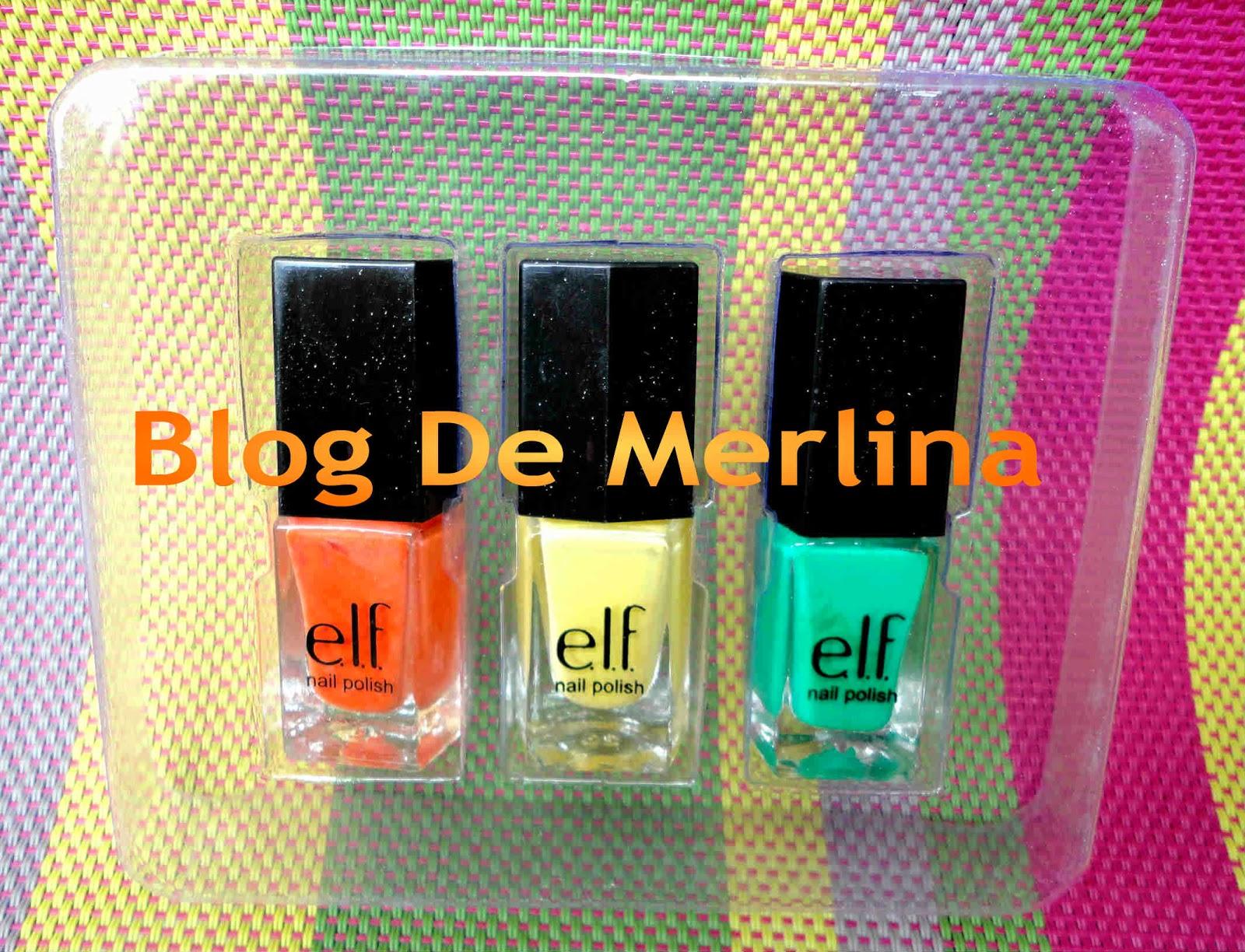 Set De Esmaltes Beauty Bright De ELF ~ Maquillaje... Tips, Productos ...