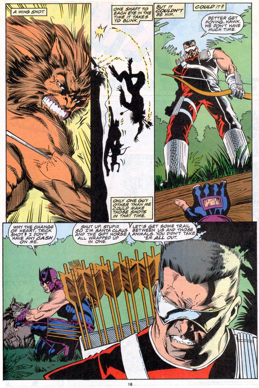 Hawkeye (1994) Issue #4 #4 - English 14