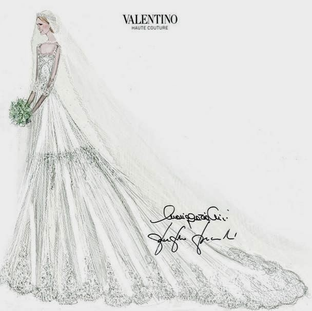 Her Dress Was Made From Ivory Point Desprit Tulle With Rebrode Lace Embellishments And She Topped It A Veil 5 Meters Long
