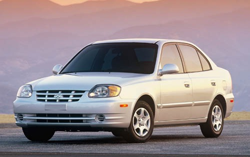 2003 Hyundai Accent Owners Manual Pdf