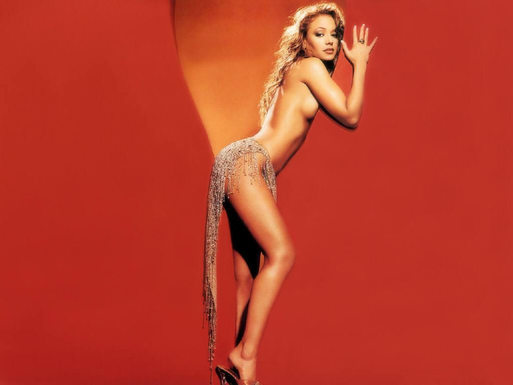 Leah Remini Nude Playboy