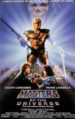Masters of the Universe (Los amos del universo) (1987) [Latino]