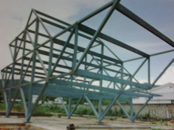 Estructuras metalicas para casas estructuras de hierro for Estructuras de hierro para casas
