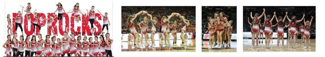 Troy Pop Rocks Jump Rope Team