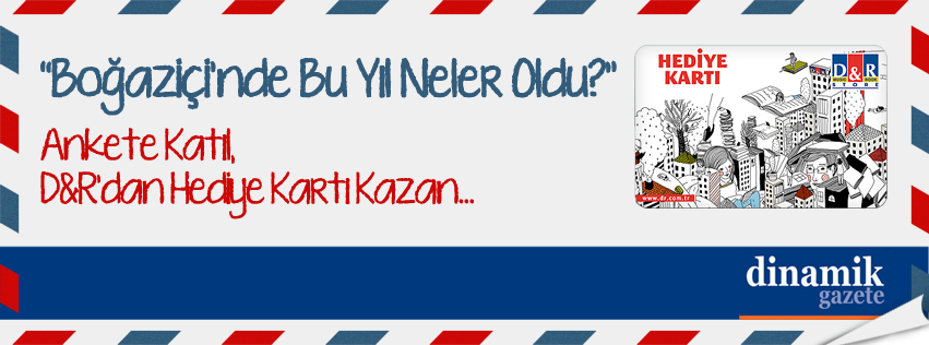 Boazii&#39;nde Bu Yl Neler Oldu Anketi - dll