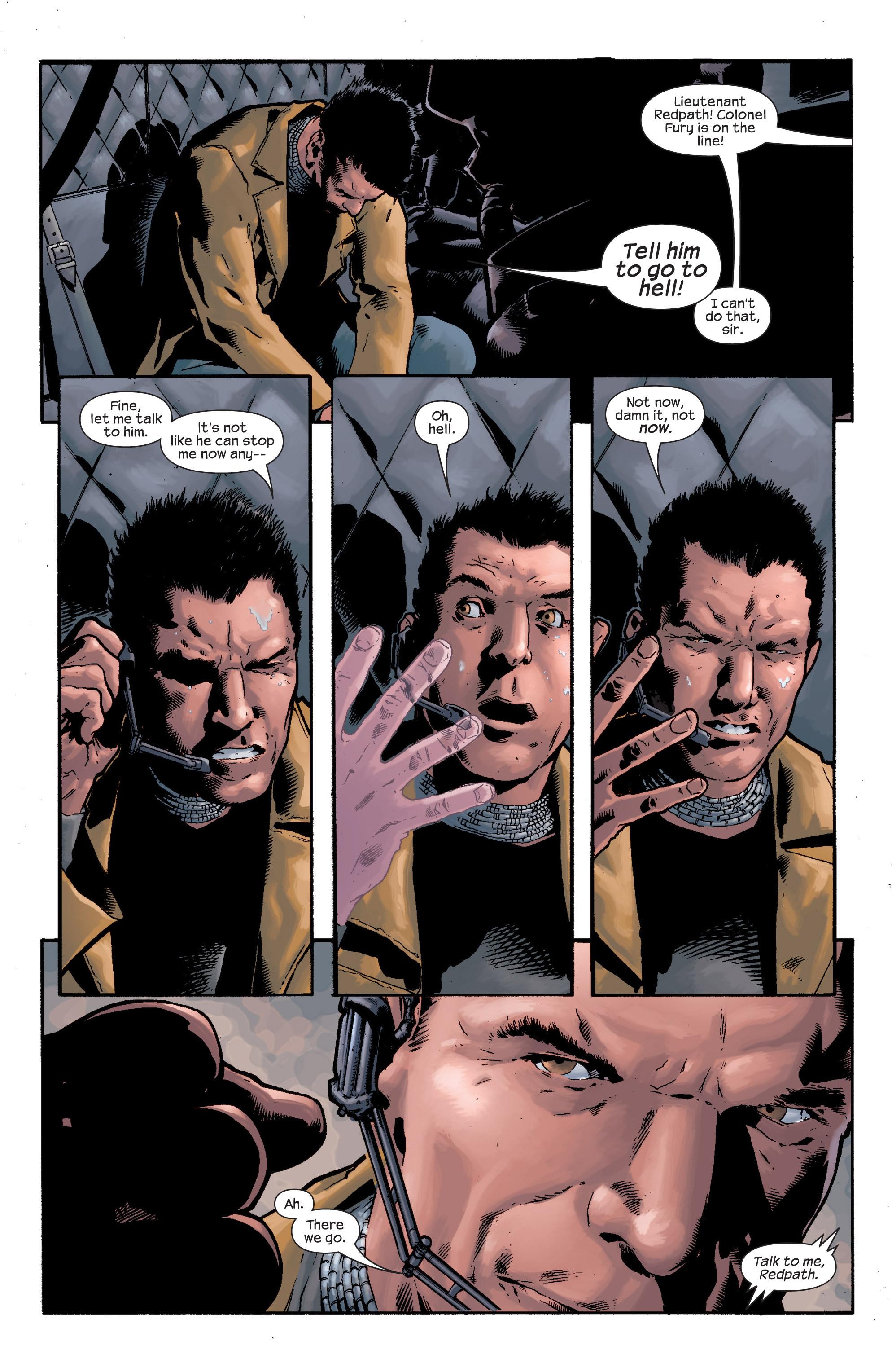 Captain America (2002) Issue #9 #10 - English 18