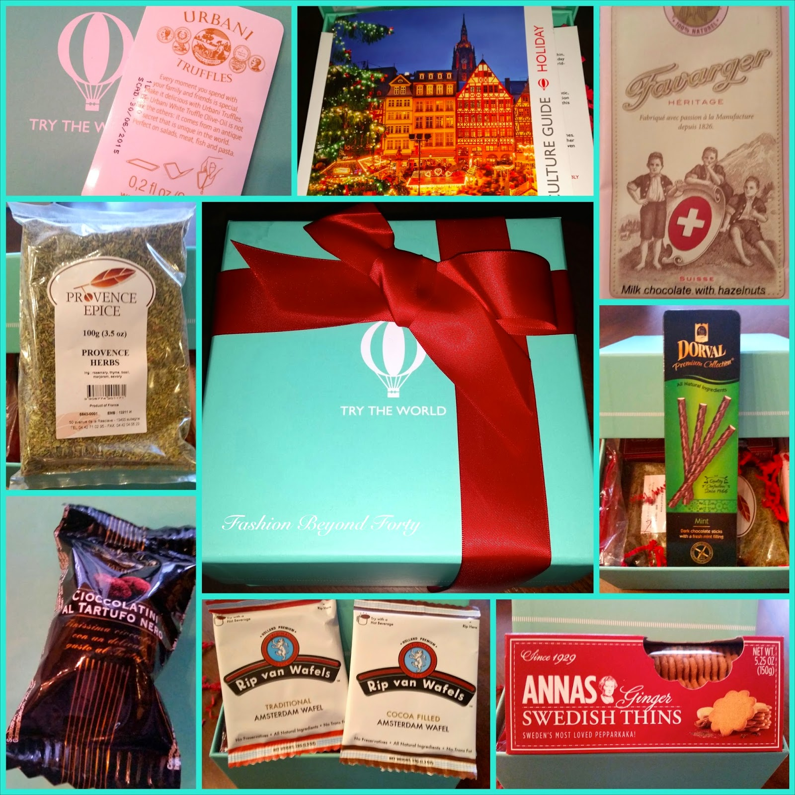 Fashion Beyond Forty Presents Try The World Holiday Box