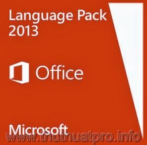 Hướng dẫn cách thay đổi ngôn ngữ trong Office 2013