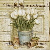 GIVEAWAY A SORPRESA DI MAYCOUNTRY HOME