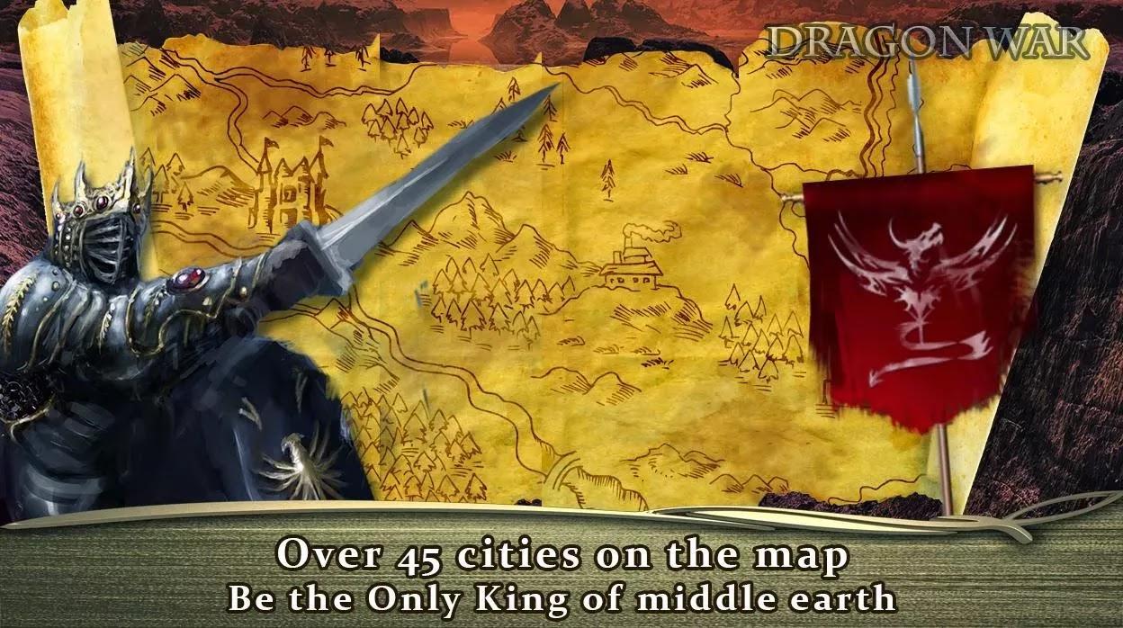 Dragon War - Origin apk