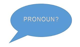 Kata Ganti dalam Bahasa Inggris (Pronoun)