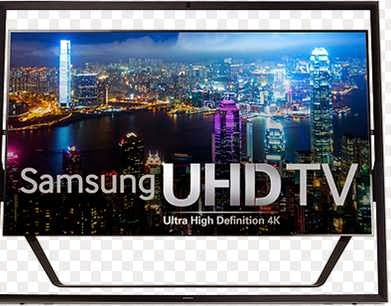 Samsung LED 4k TV 24""