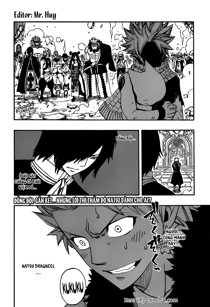 Fairy Tail chap 283 page 17 - IZTruyenTranh.com