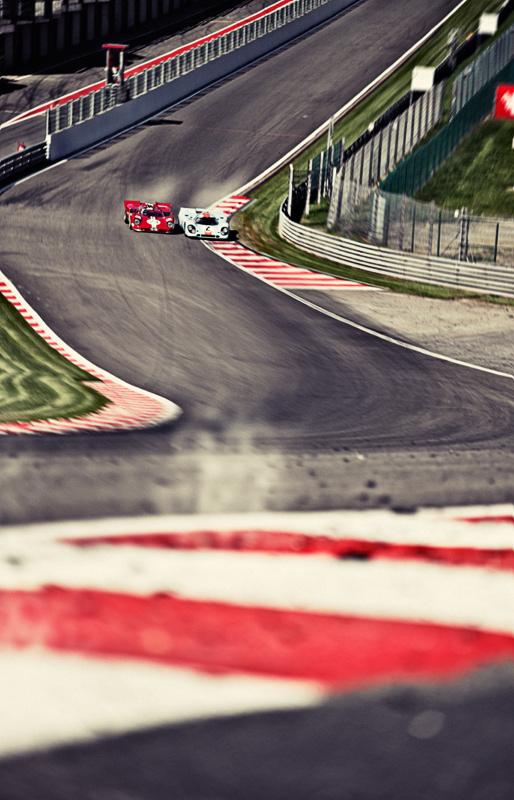 Porsche Spa Track Days