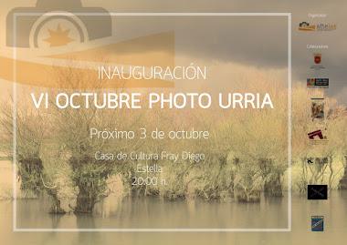 Inauguración VI OCTUBRE PHOTO URRIA