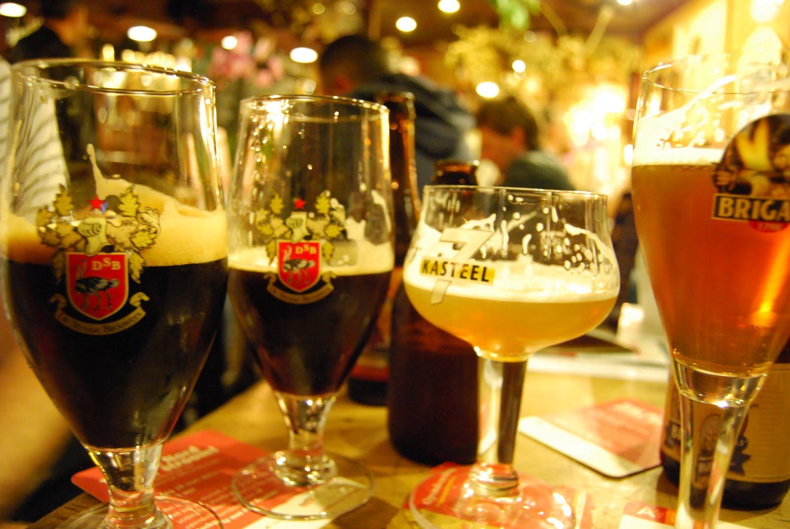 Belgian Beer Tour Antwerp