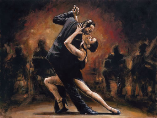 Argentine Tango Dance Dresses