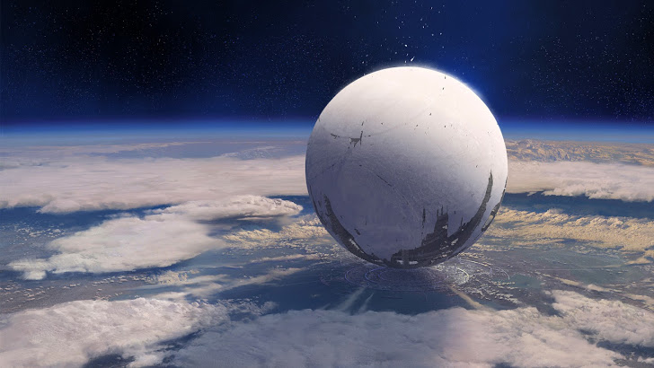 Destiny Space Moon
